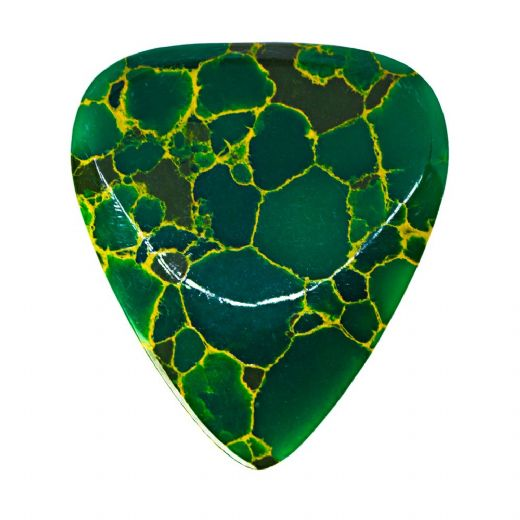 Stone Tones Arizona Jade 1 Guitar Pick